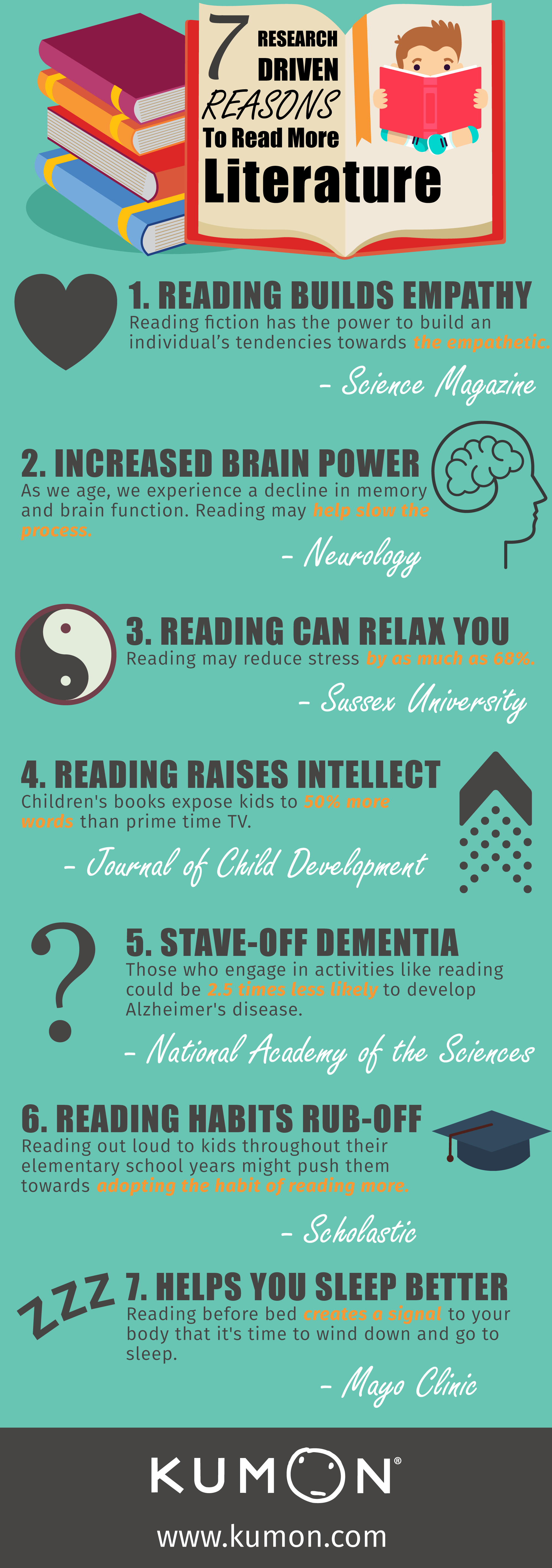 7 research-driven reasons to read more literature