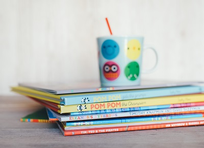 get kids reading by storytelling more often