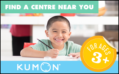 Find a Kumon Centre near you!