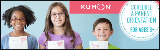 schedule a parent orientation with Kumon today!