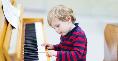 music has been shown to help kids self-learn