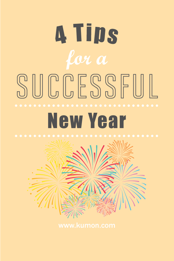 self learning - 4 tips for a successful new year