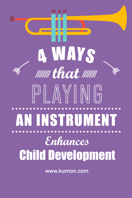 parenting tips - 4 ways playing an instrument enhances child development
