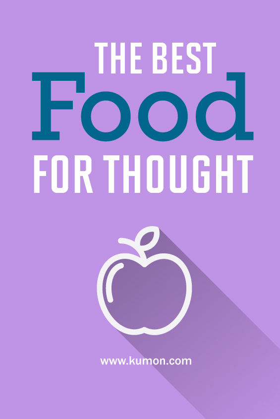 parenting tips - the best food for thought
