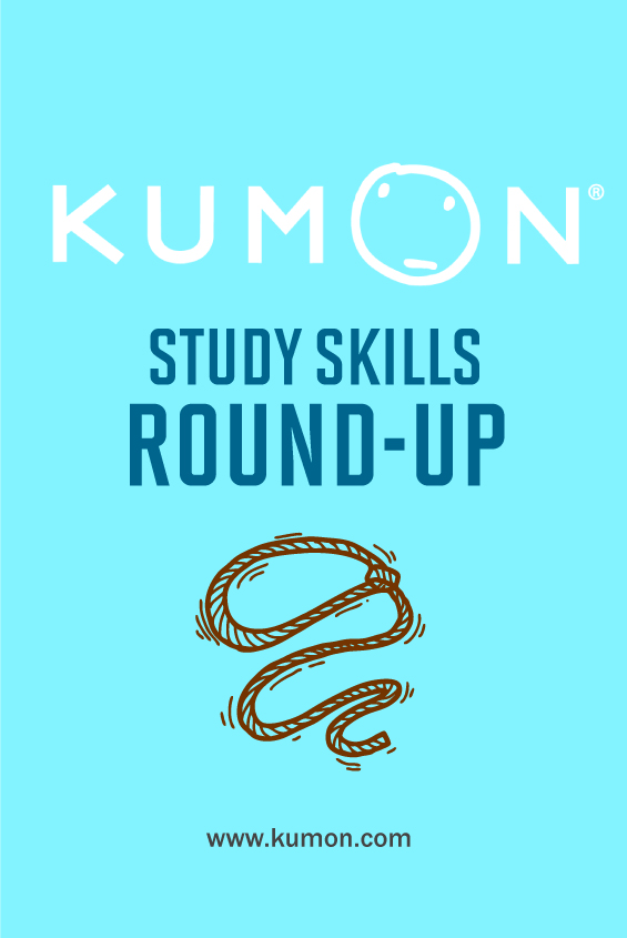 study skills - the Kumon study skills round-up