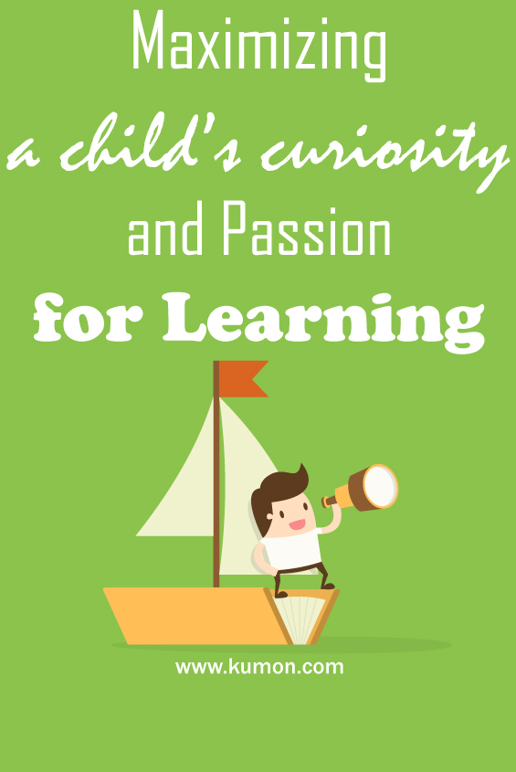 success story - maximizing a child's curiosity for learning