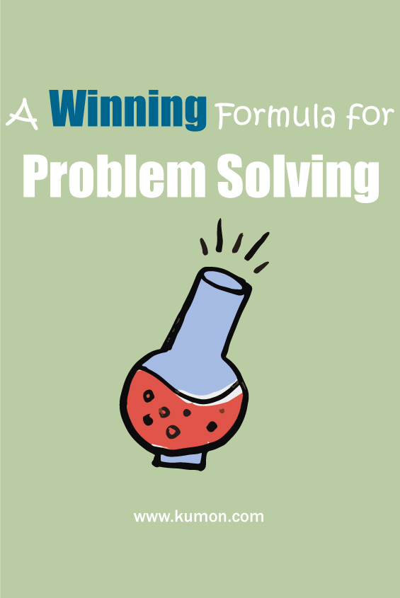 success story - winning formula for problem solving