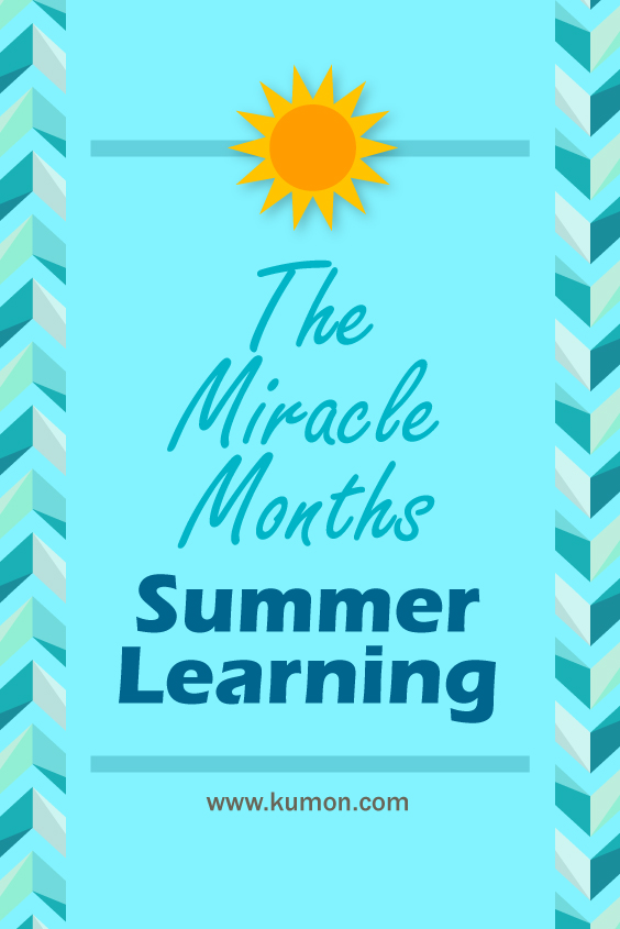 summer learning - the miracle months
