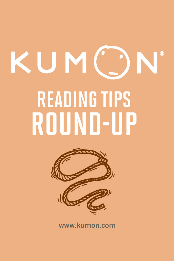 reading tips - Kumon reading tips round-up