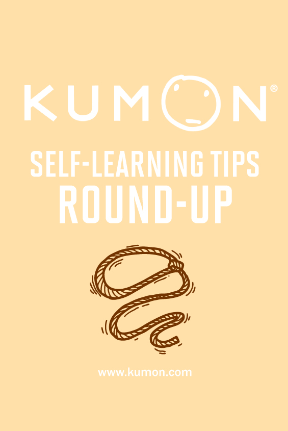 self learning - kumon round-up