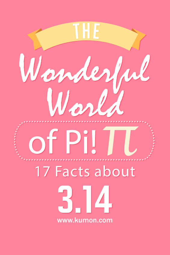 math tips - 17 facts about pi - 3.14