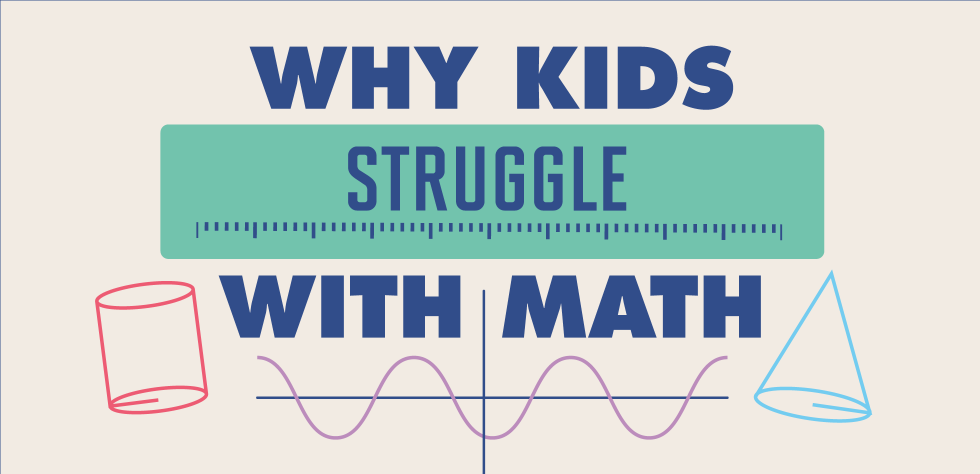 why kids struggle math from the experts kumon blog