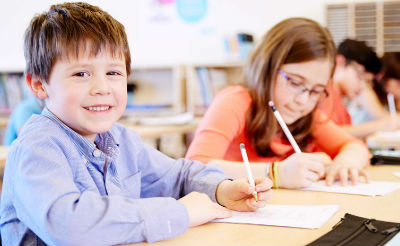 try Kumon to improve reading for your kids